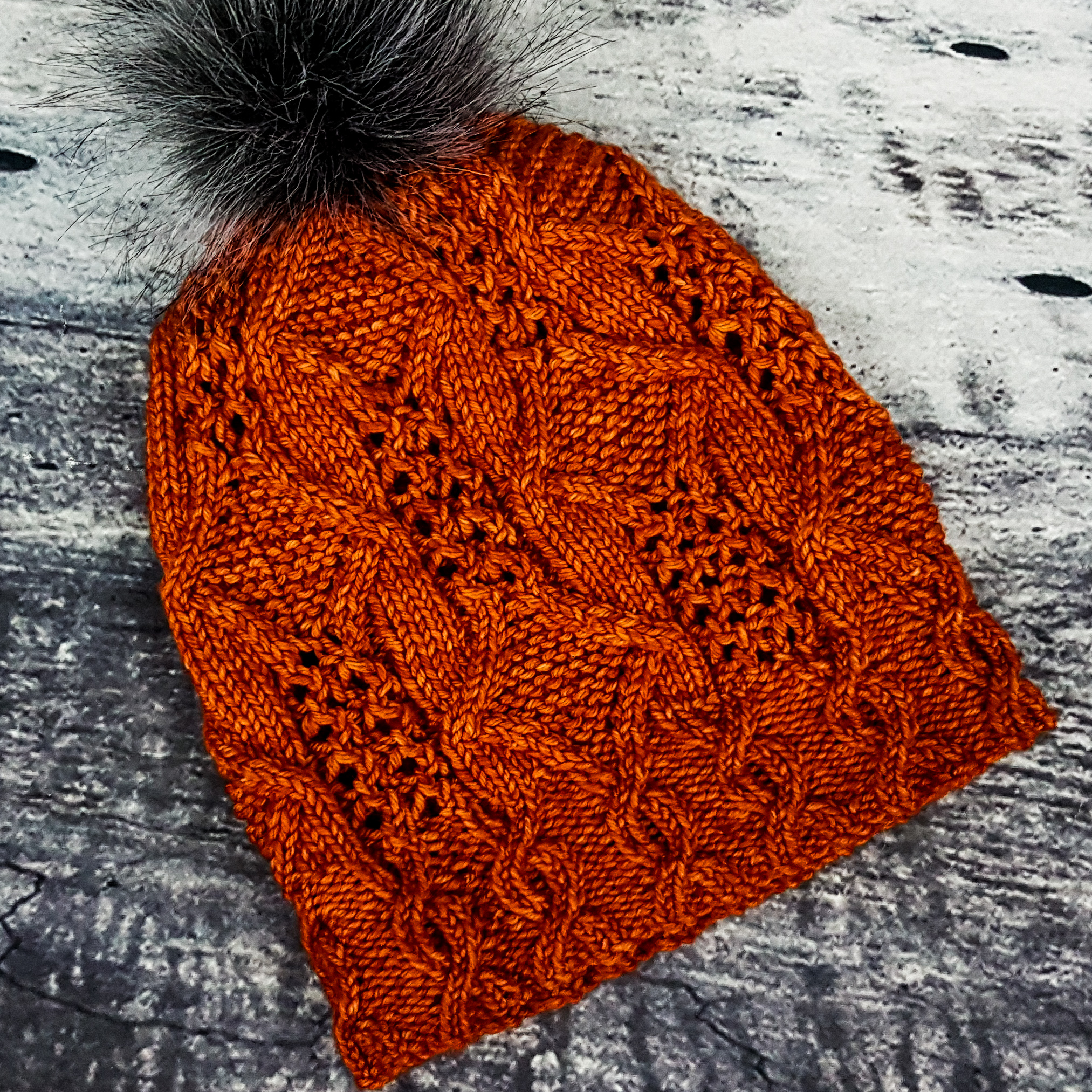 Argos A Worsted Weight Hat Pattern From Rhyflower Knits