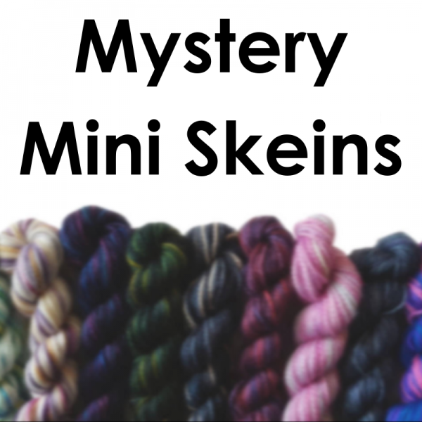 Mystery Mini Skeins